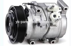 auto air conditioning compressor(10PA17C) for HONDA /TOYOTA