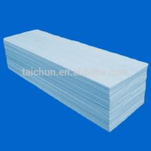 Blue floor heating Extruded polystyrene XPS Foam board