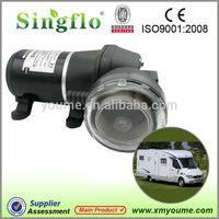 singflo 220V rv water pump automatic pressure switch
