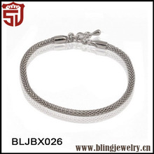 Brass Jewelry 2014 Snake Chain Cheap Wholesale Energy Bracelet