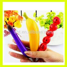 Fruit and vegetable ballpoint pens