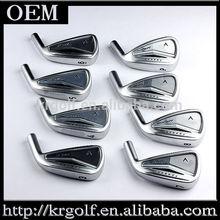 100% Original Custom 8pcs/set Apex Pro iron heads set(#3-9, Pw) Golf Forged Iron Head Preferred