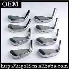 8pcs/set Custom Apex Pro Iron Club Heads Set(#3-9, Pw) Golf Forged Iron Head Preferred
