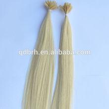 Wholesale Best Selling Virgin Remy U-tip Pre-bonded Hair Extensions