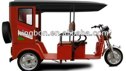 Hot sale 800W three wheel battery operated passenger tricycle