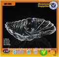 2014 productos de venta caliente de la placa de vidrio baratos de china los platos