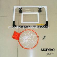 Mini Colorful Door Mounting PC Basketball Backboard MK011