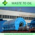 Densità 0.91 greggio olio di pirolisi attrezzature/pneumatico olio vegetale