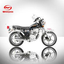 Best selling Two - wheeler SUZUKI 125cc big displacement Cruiser / Chopper bike ( WJ125-2 )