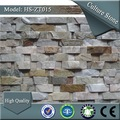 Ledge hs-zt015 paneles de pared de revestimiento de split cara de piedra de cuarzo