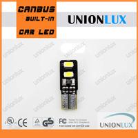 Car led reading light 4SMD/D W5W T10 LED Canbus Automotive Dome Light Bulb DC 12V - 14V