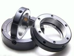 Shandong OEM bearing jam nuts precision locknuts ZM95