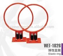 2015 Multifunctional high quality elastic steel basketball hoop