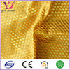 Latest fashion design dye knitted fabric polyester spandex fabric for curtain