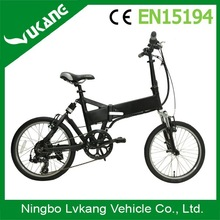 Lithium Battery City Electric Bicycle For Old People
