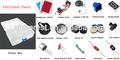Everest Inventor kit, Peças eletrônicas em uma caixa de plástico para Hobby