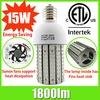 Shen Zhen BBIER smd 5050 e27 corn led light bulb 15w warm white