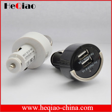 For iPad for iPhone dual car usb charger China manufacturer