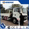 HOWO XCMG 15TON truck mounted crane cargo truck with crane