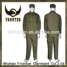 ACU camouflage hunting jacket