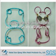 color aluminium wire/enameled aluminum wire(manufacturer)