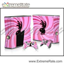 Fashion Design For Xbox 360 Slim Console Vinyl Sticker