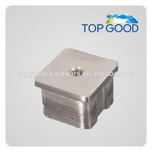 steel screw end cap for steel bar