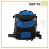 Outdoor travel dog bag pack, kids plush animal backpacks