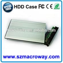 High speed external sata & ide 3.5 inch hdd case