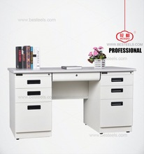 Professional design office desk side table with steel materia from professinal MANUFACTURER