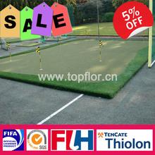 Green Grass Carpet for Outdoor Mini Golf