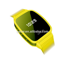 2014 new arrival gps tracking device for kids---Caref watch tracker look for agent