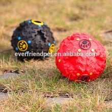2014 dog ball pet,colorful pet ball,pet food ball