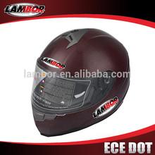 alta qualidade dot ece fibra de carbono capacete da motocicleta