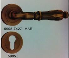 Zinc-Rosetter lever handle lock,Zinc Alloy Series,Wooden door series ; Handle Lock Series, handle lock