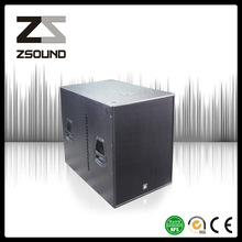 line array speakers horn