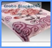 2015 China wholesale life comfort coral fleece flannel blanket