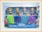 2014year hot sell cartoon toy fashion doll