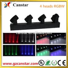 LED bar light rgbw 4in1 beam moving head mini light dj led light bar,hot selling!