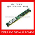 venta al por mayor de memoria ram ddr2 1gb 2gb proveedor en todas las placas base 16 papasfritas
