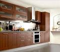 home móveis moldados de armário da cozinha