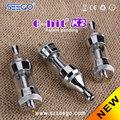 Nenhum vazamento não queima Protable vaporizador Seego G - hit K2 ar aquecido vaporizador