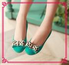 2015 new style ladies shoe accessories cheap green ballet flats women dress shoe pictures
