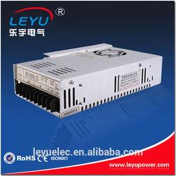 CE RoHS approved 24v single output SD-350B dc dc converter dc power supply 24v