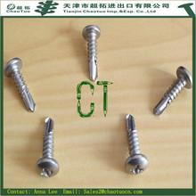 Hot item self drilling screws pan head factory price