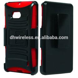 pc silicone combo holster case for Nokia Lumia Lcon 929
