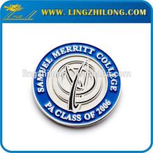Custom metal car lapel pins