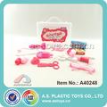 قطعة من البلاستيك المستشفى 15 لعبة الطبيب طقم