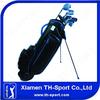 With Bag 13pcs Full Set Natural Golf Clubs