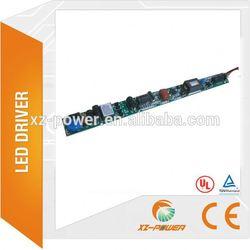 XZ-TP12B 300ma Isolated CE UL Tube 70w led driver